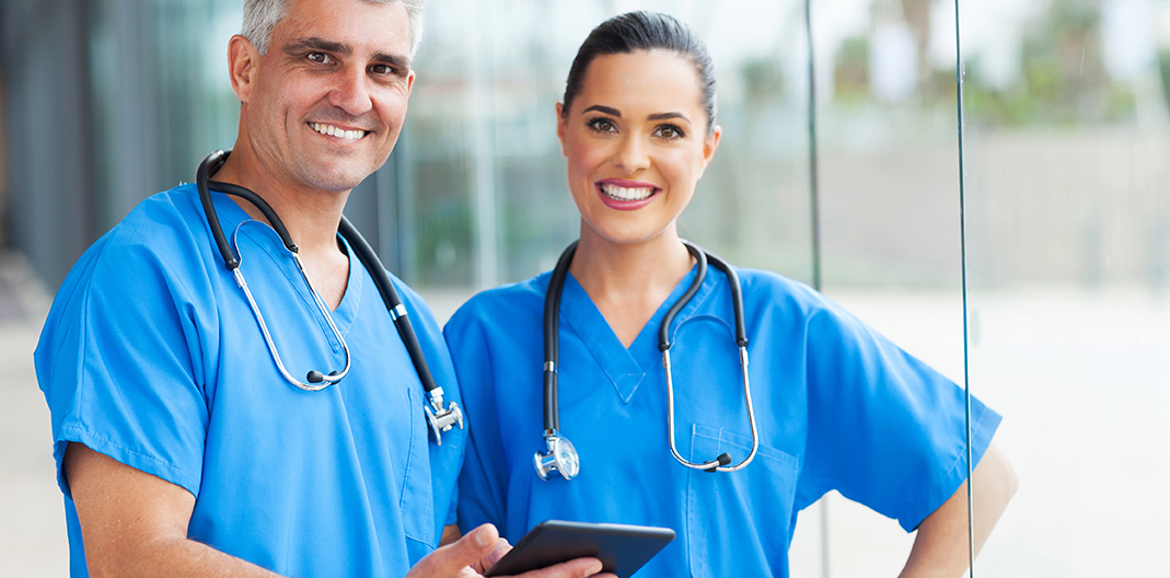 We offer a large bank of NMC registered nurses and ...